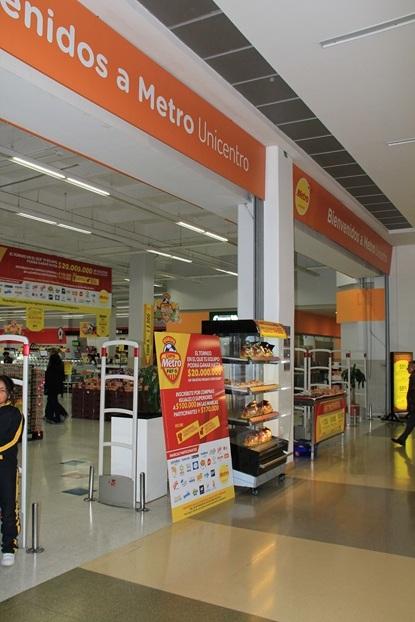 Hipermercado Metro